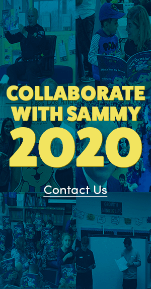 Collaborate with Sammy in 2020. Click to contact us.