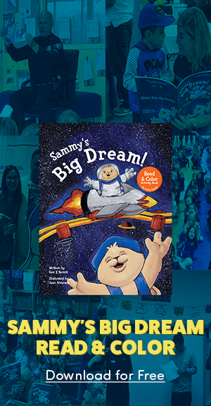 Download Sammy's Big Dream Read & Color for free
