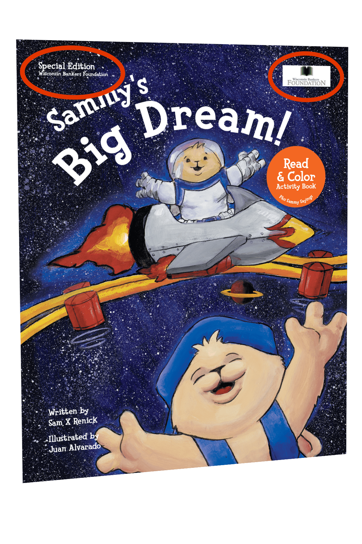 Sammy's Big Dream kids