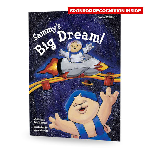 Sammy's Big Dream - Multiple Sponsors