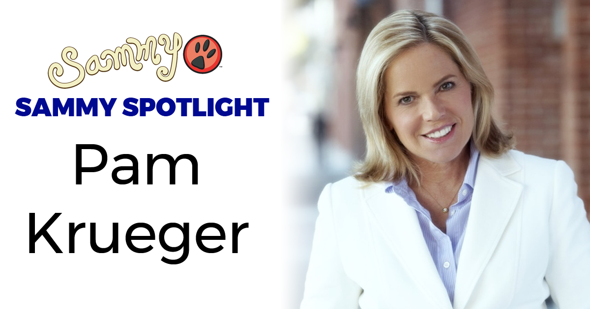 Pam Krueger, Financial Literacy Leader