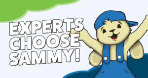 Experts choose Sammy Rabbit!