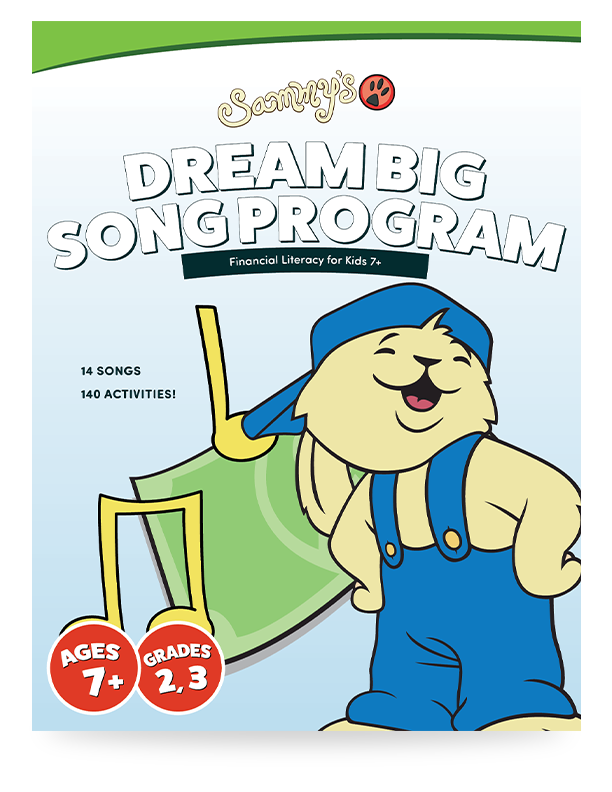 Dream Big Song Program